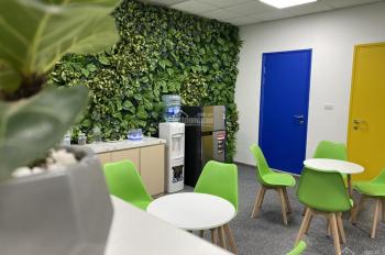Giảm giá tới 30% cho văn phòng trung tâm quận Cầu giấy tại Creation Office (diện tích 10 - 150m2)