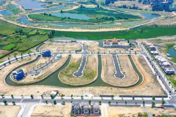 Sang nhượng 1000m2 phù hợp xây Resort kề sông Cổ Cò view sân Golf, nằm trong khu nghỉ dưỡng Quốc tế