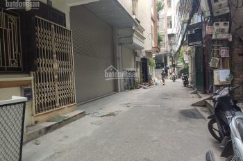 Cho thuê nhà ngõ rộng ô tô phố Thái Hà 35m2 x 5 tầng. Giá 18 triệu/tháng, LH 0902138123
