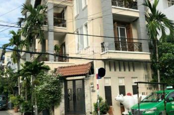 Bán nhà HXH 8m khu biệt thự đường Nguyễn Cảnh Dị, 4x12m, 3 tầng đẹp lung linh