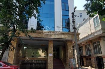 Chính chủ cho thuê tòa nhà 5 tầng mặt phố Triều Khúc, 147m2/tầng, mặt tiền 7m, giá 80 triệu/tháng
