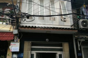 Nhà đường Số 11,Bình Hưng Hòa trơn,DT 3x10 1 lầu (nở hậu) đường 6m Aeon Tân Phú 300m, 2tỷ45 bớt lộc