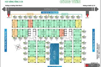 Bcons Green View đang chào giá bán phù hơp với những gia đình tầm trung. Gọi ngay 0903693747