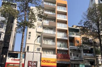 Bán nhà mặt tiền Nguyễn Trãi Quận 5, nhà mới xây 1 trệt, 4 lầu, giá chỉ 20 tỷ, LH 0933350305
