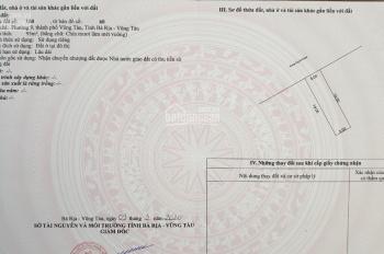 Cần bán đất mặt tiền Ông Ích Khiêm, Phường 9, DT 95m2, giá 6,2 tỷ