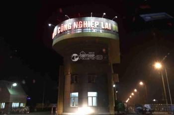 Bán nhà xưởng Lai Vu, Kim Thành, Hải Dương, 1,9 ha khu công nghiệp tàu thủy Lai Vu, giá bán 35 tỷ