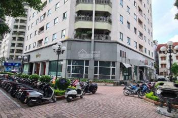 Cho thuê sàn tầng 1 mặt phố Trung Kính 450m2 - mặt tiền 35m
