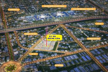 Nhận đặt chỗ dự án khu dân cư sân bay Long Thành - Chỉ với 540tr - NH hỗ trợ góp 70%