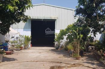 Chính chủ bán nhà kho tại KCN Lê Minh Xuân, Bình Chánh, TPHCM, DT 1320m2, giá 18 tỷ