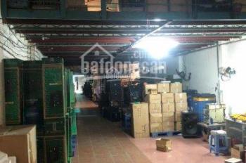 Chính chủ bán kho xưởng mặt tiền đường An Dương Vương, P. An Lạc, Q. Bình Tân. 1% cho MG