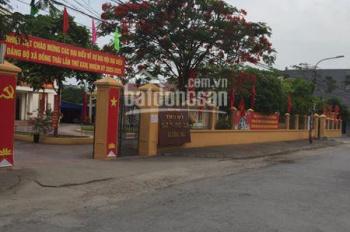 Bán lô đất tại Bạch Mai, Đồng Thái, An Dương. LH em Liên 0902863045