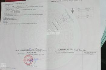 Đất đấu giá phường Hội Hợp, trục chính phố Nguyễn Đức Cảnh, đường 16,5m đã có sổ đỏ