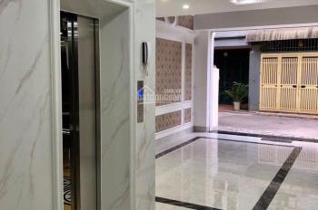 Bán nhà 5 tầng DT 65m2, thang máy - gara 2 xe ô tô Ngọc Lâm, Long Biên.  - Diện tích 65 m2 xây đơn