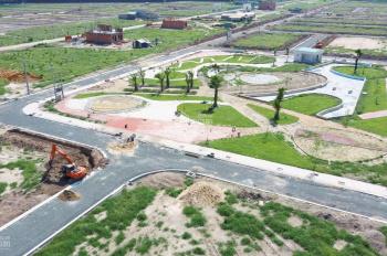 Bán đất khu đô thị Phúc Hưng Golden liền kề KCN, 100m2/379tr, sổ hồng riêng, thổ cư 100%, đường 32m