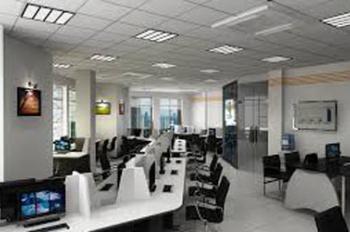 Cho thuê VP VTC Online 18 Tam Trinh 500 - 1300 m2 điều hòa trung tâm giá 230 nghìn/m2/th