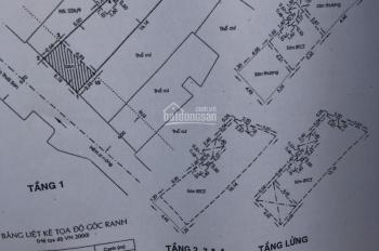 Cần bán gấp nhà 1 trệt 5 lầu đường Nguyễn Thái Sơn, P4, Gò Vấp