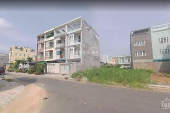 Cần bán gấp đất mặt tiền đường Phạm Đức Sơn, thuộc P. 16, quận 8, có sổ hồng riêng,giá 2 tỷ2