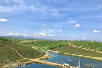 Đất Lâm Đồng, Bảo Lộc view hồ, thoáng mát chỉ từ 868tr đã có sổ