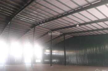 Cho thuê kho xưởng Phạm Hùng, xã Bình Hưng, Bình Chánh (gần Tạ Quang Bửu)