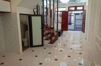 Bán nhà mặt ngõ 173 Tam Trinh ngay Times City 50m2x4T ngõ thông kinh doanh, chắc chắn giá 3.6 tỷ