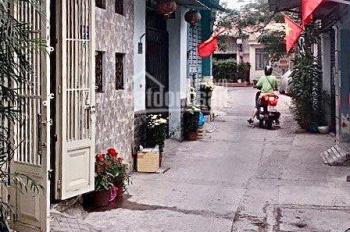 Cần tiền bán gấp căn nhà tại Phan Văn Hớn, Hóc Môn, SHR, giá 1,35 tỷ, LH: 0962709151