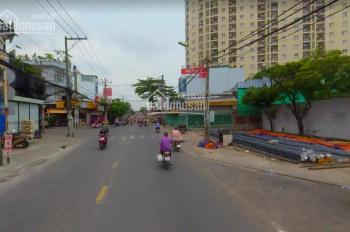 Bán đất MT Phan Huy Ích, P.15, Q. Tân Bình, , sổ hồng, giá 2 tỷ 6, đường 12m, xây tự do