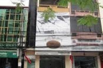 Mặt phố Hoàng Quốc Việt: Diện tích rộng 72m2 x 3 tầng mặt tiền 4.3m, vị trí đẹp, sầm uất