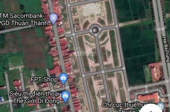 Bán đất hướng Tây dự án DMC Thuận Thành, đẹp nhất khu