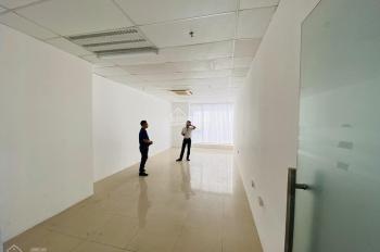 Cho thuê văn phòng gần công viên Cầu Giấy 91m2 giá 23 triệu/th bao gồm điện nước và phí dịch vụ