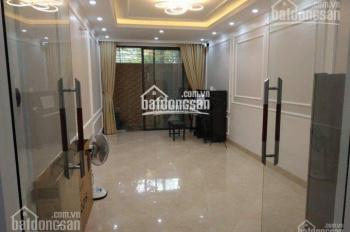 Cho thuê nhà phân lô Tây Sơn - Thái Hà, nhà xây 35m2 * 4T, nhà cách đường 8m, ngõ to 3m xe ba gác