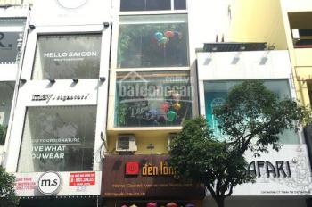 Siêu rẻ, bán nhà MT Nguyễn Cảnh Chân, Quận 1. DT: 3x10m, 3 lầu, giá 12.9 tỷ