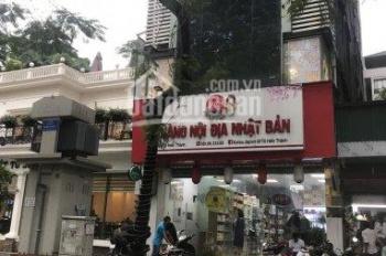 Cho thuê MBKD phố Tô Hiến Thành, Hai Bà Trưng 120m2 giá đẹp 50tr/tháng. LH 0842869966