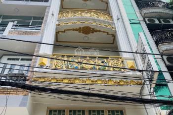Bán góc 2 mặt tiền đường Trần Hưng Đạo (2 chiều), Q5, DT: (4.85m*21m) 6 lầu cho thuê: 100tr/th