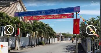 Bán đất biển trung tâm xã Phước Hội, Đất Đỏ, BRVT, 6p ra biển, khu dân cư, chợ, trường học