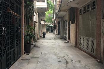 Gấp! Nhà đẹp cần bán nhà 5 tầng 59m2, MT: 5m ngõ 12 Nguyễn Phúc Lai, Ô Chợ Dừa, ngõ 7m, khu chia lô
