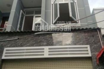 Cho thuê nhà mới xây quận 10 - 2 mặt tiền Hòa Hưng - 12x6m - gía chỉ 35 tr/th