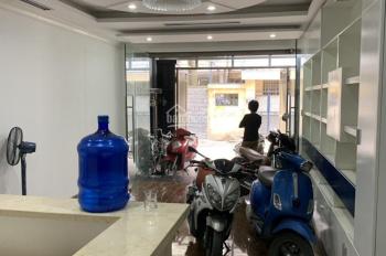 Cho thuê tầng 1, 2 mặt phố Linh Lang nhà mới đẹp 20tr/tháng