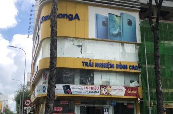 Cho thuê nhà góc 2 mặt tiền phường Nguyễn Cư Trinh Quận 1, DT 9x25m, tiện làm showroom, nhà hàng