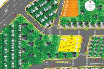 Bán nhanh lô đất đường Hắc Dịch Tóc Tiên, Phú Mỹ, gần cổng KCN 45 ha. SHR