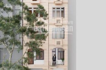 Nhà 09 Đào Tấn - Ba Đình, 52.8m2 * 5 tầng, an sinh - lộc vượng