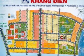 Bán lô đất nền KDC Khang Điền Intresco, Phước Long B, Quận 9, chỉ 3.2 tỷ, sổ riêng, gọi 0901537025