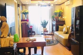 Chủ nhà bán CH Office tell chung cư Hong Kong Tower, 56m2, nội thất cao cấp, 2PN ĐT 0965606926