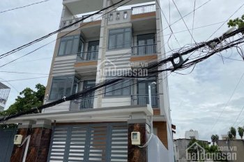 Cần bán căn nhà 1 trệt 3 lầu, DT 91m2 giá 7,7 tỷ MT đường nhựa phường Bình Trưng Tây, quận 2