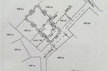Bán nhà hẻm 265 Phạm Văn Đồng 1T1L, Gò Vấp. Giá 3,65 tỷ TL
