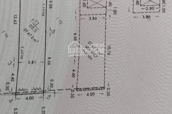 Bán nhà MT Nguyễn Đình Chiểu, Q3, 4x17m, giá 29 tỷ. LH 0368892299