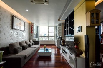 Căn góc 3view The Manor Nguyễn Hữu Cảnh, 130m2, full NT, tiện ích 5*
