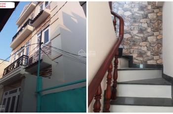 Nhà mới xây trệt 2 lầu, Nguyễn Thị Định, Q2, 2,65 tỷ