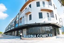 Nợ tiền ngân hàng chính chủ cần bán nhà Villa 2 mặt tiền đường Trần Hưng Đạo khu phố Marina Complex