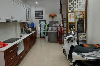 Cực hiếm! Nhà đẹp, ô tô tránh phố Nghi Tàm, 33m2, 5 tầng, giá nhỉnh 4 tỷ. LH: 0904231399