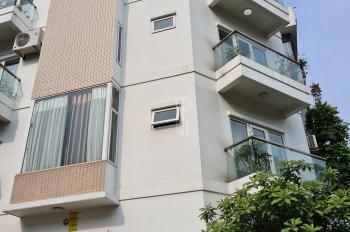 Bán nhà 7 tầng lô góc mặt phố Phú Xá, nhà đẹp, giá rẻ, đường 2 ô tô tránh nhau, có vỉa hè